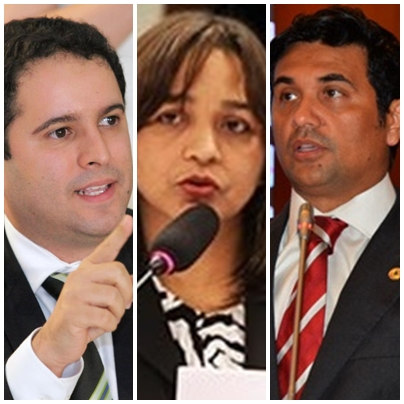 Candidatos ainda não anunciaram nomes de  vice-prefeito