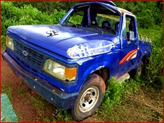 """após o acidente ocorrido no dia 29 de abril de 2014 no Povoado Madragoa, localidade de Bacuri, envolvendo estudantes da rede pública estadual que eram transportados em uma caminhonete do tipo """"pau de arara"""""""