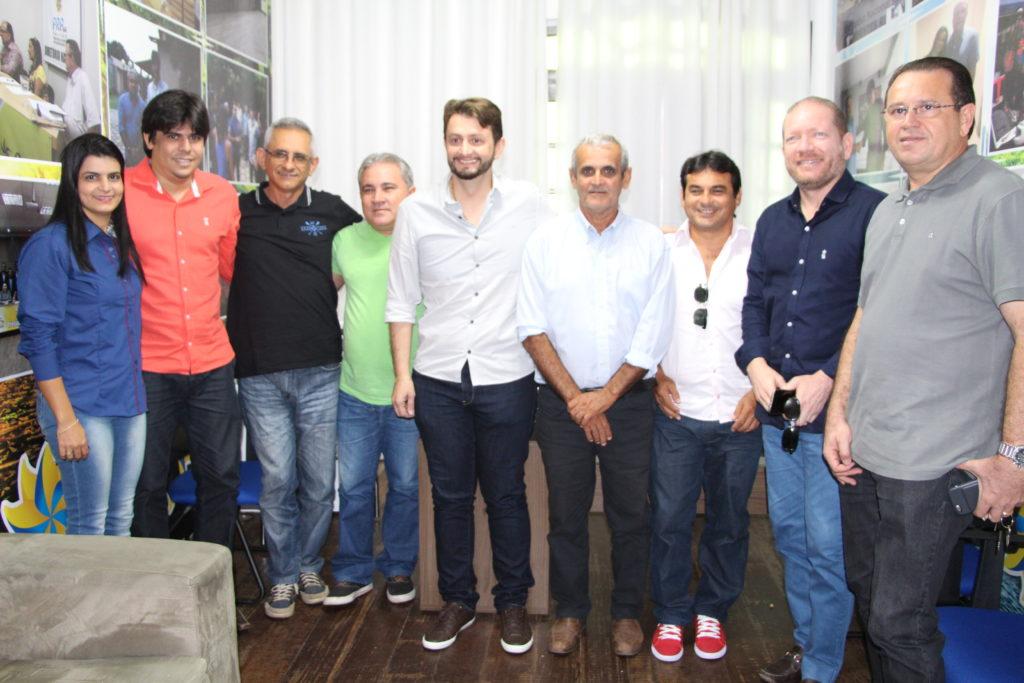 Pré-candidatura de Leonardo Sá cresce em Pinheiro