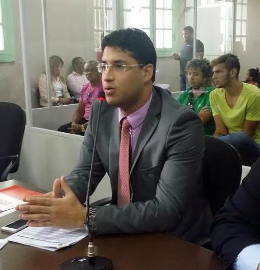 Roberto Rocha Jr caminha para ser vice de Edivaldo Júnior