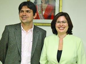Ex-secretários, Victor Mendes e Genilde