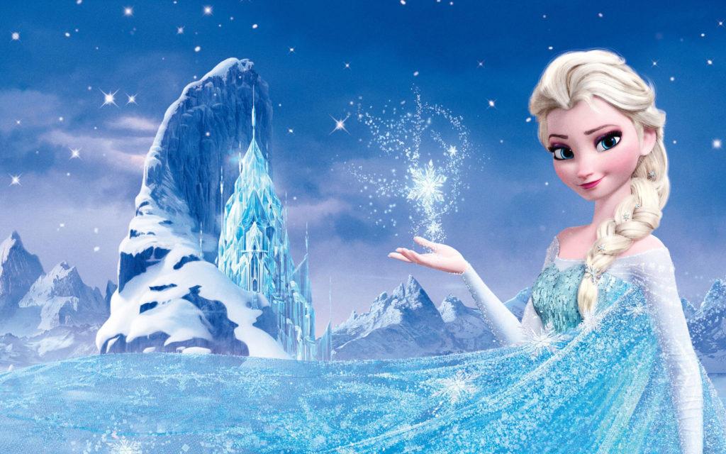 As crianças foram as primeiras a reconhecerem o ritmo da Frozen no jingle