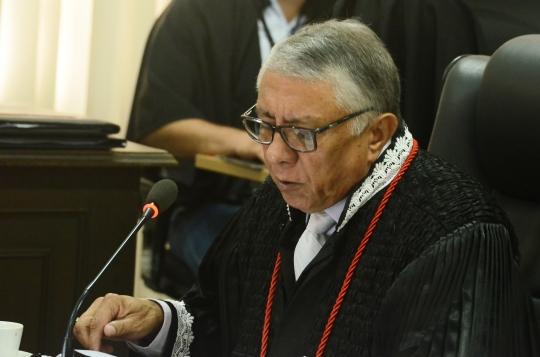 O desembargador João Santana foi o relator do processo. (Foto: Ribamar Pinheiro)