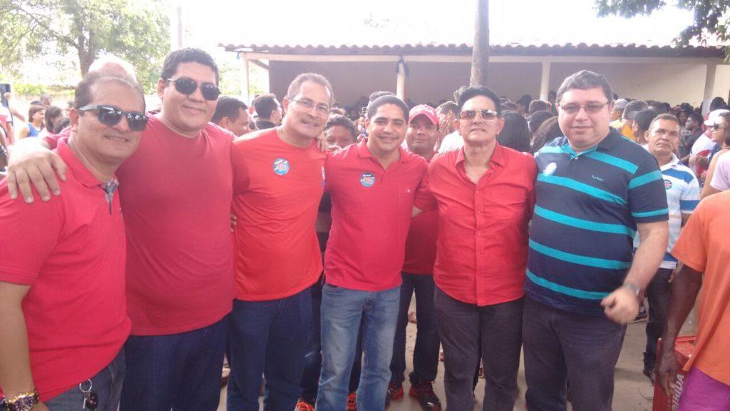 Em Mirinzal, PT caminha para a reeleição de Amaury