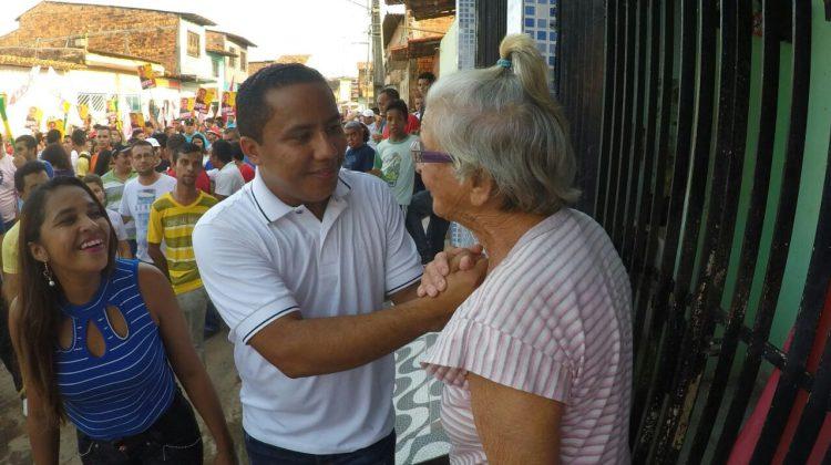 Raimundo Penha chega para o seu primeiro mandato na Câmara Municipal de São Luís