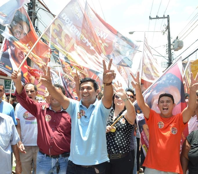 Professor veio chegando, como quem não quer nada, e hoje está entre os principais candidatos a prefeito de São Luís