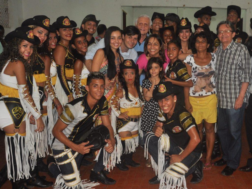 Candidata do PPS reuniu-se com grupos culturais
