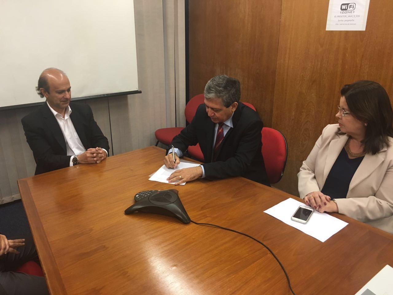 O novo diretor é funcionário concursado da Secretaria da Fazenda do Maranhão (Sefaz-MA)