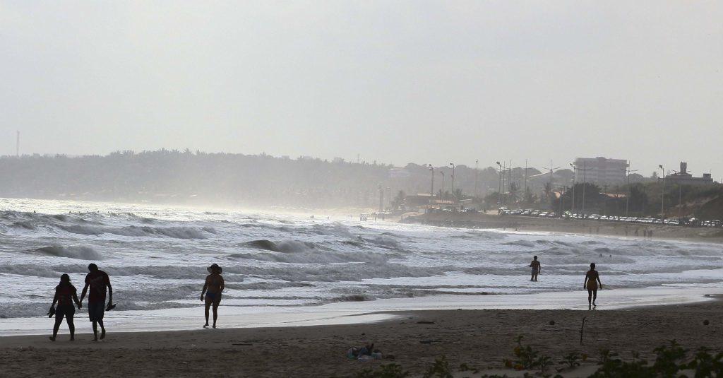 Novo laudo divulgado pela Sema garante 100% das praias de São Luís e São José de Ribamar aptas ao banho. Foto: Gilson Teixeira/Secap