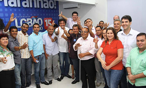 Em 2015, Eduardo Braide apoiou o então candidato a governador, Edison Lobinho
