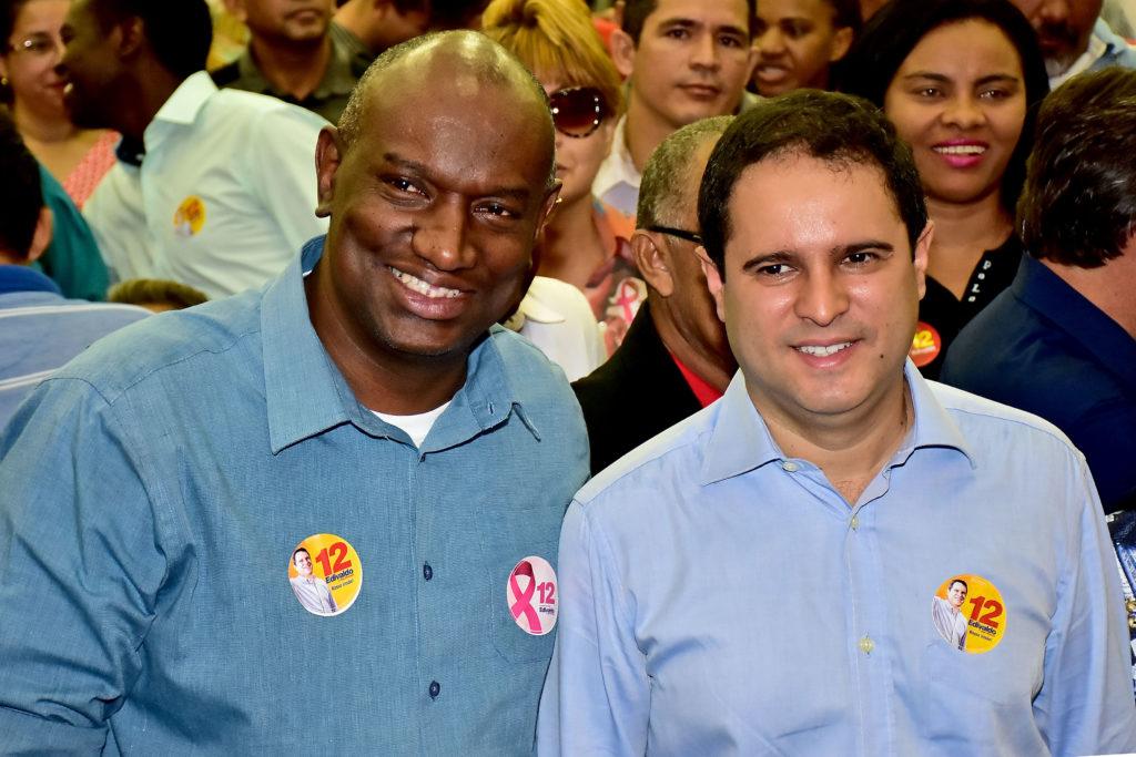 Cabo Campos declarou apoio a Edivaldo