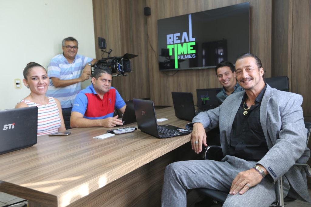 Produção do filme está em São Luís