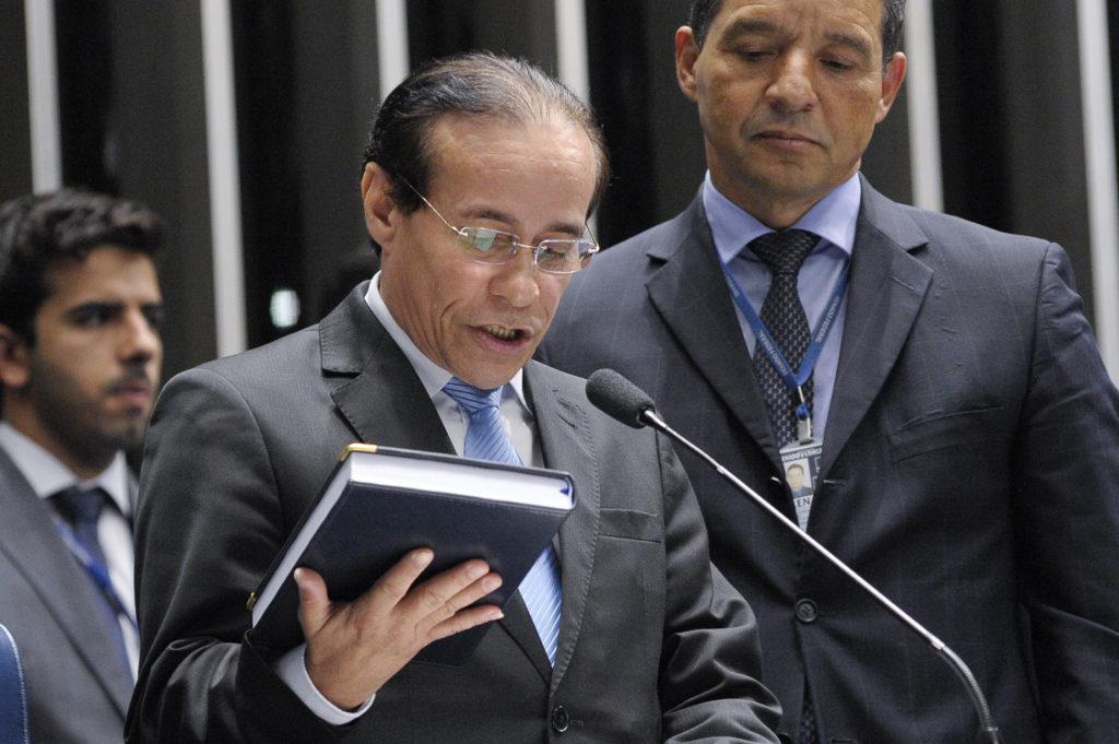 Pinto Itamaraty assumiu mando nesta quarta-feira (06)
