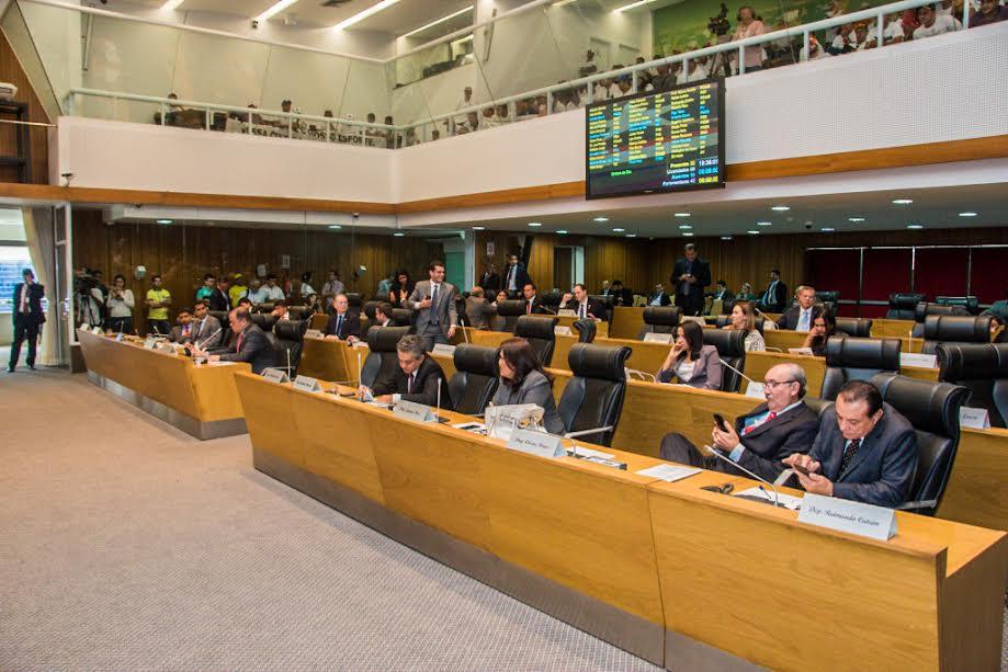 Plenário da Assembleia autorizou empréstimo