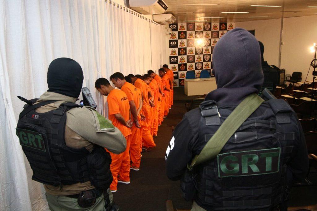 Segurança do estado desarticula ação de bandidos do Bonde dos 40
