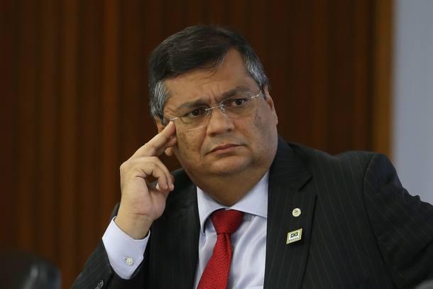 Flávio Dino eleito governador do Maranhão em 2014, é filiado ao PCdoB