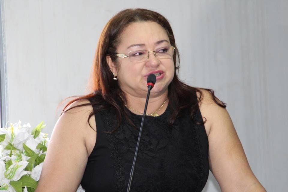 Malrinete Gralhada já foi afastada cautelarmente, no mês de outubro, a pedido do Ministério Público do Maranhão