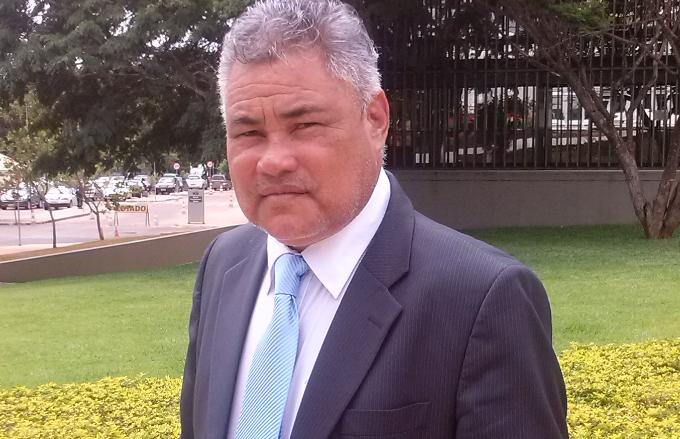 prefeito de Cajapió, Raimundo Nonato Silva