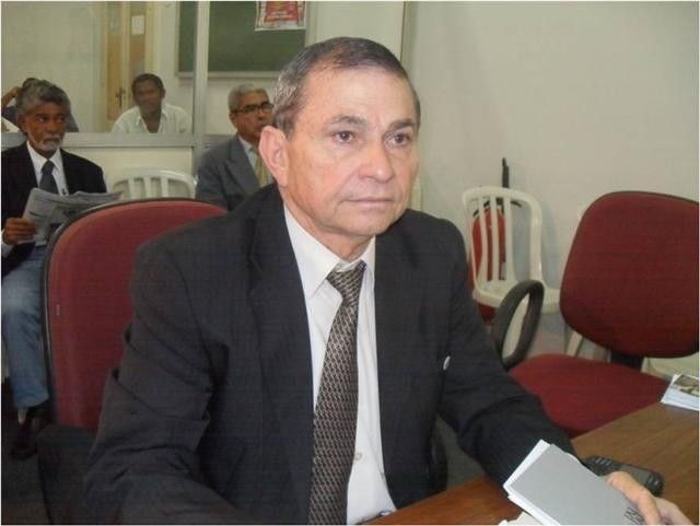 Vereador Francisco Carvalho