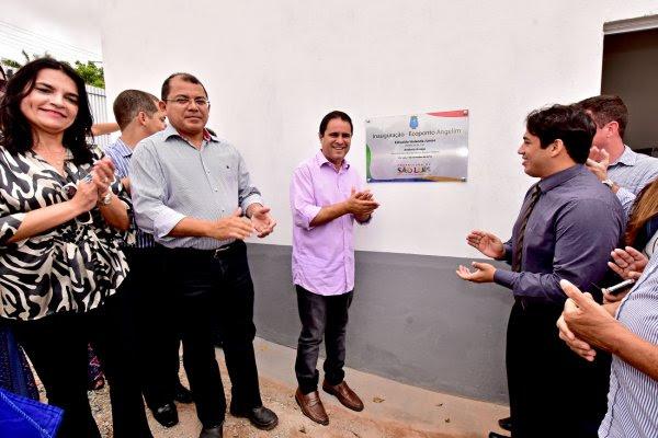 Novo ecoponto foi inaugurado no Angelim