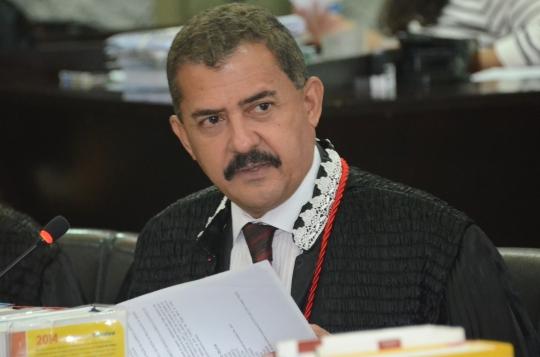O desembargador Joaquim Figueiredo não acolheu os argumentos do ex-prefeito (Foto: Ribamar Pinheiro)