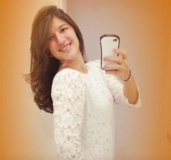 Mariana Costa teria sido vítima de violência sexual, segundo confessou o assassino