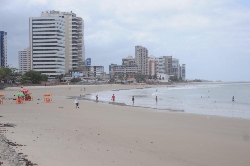 Balneabilidade de praias avançou no governo Flávio Dino