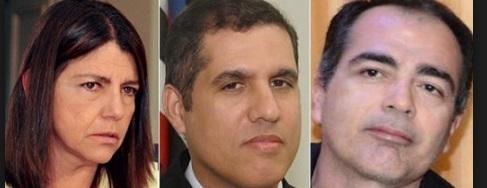 Trio responderá a Ação Civil Pública