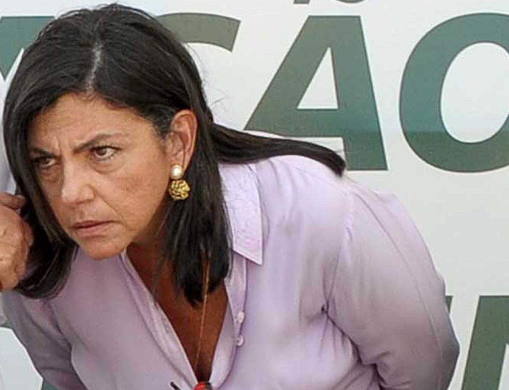 Roseana Sarney culpa Marco Lobo...