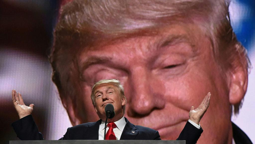 Donald Trump venceu a eleição presidencial nos Estados Unidos em uma disputa acirrada contra Hillary Clinton