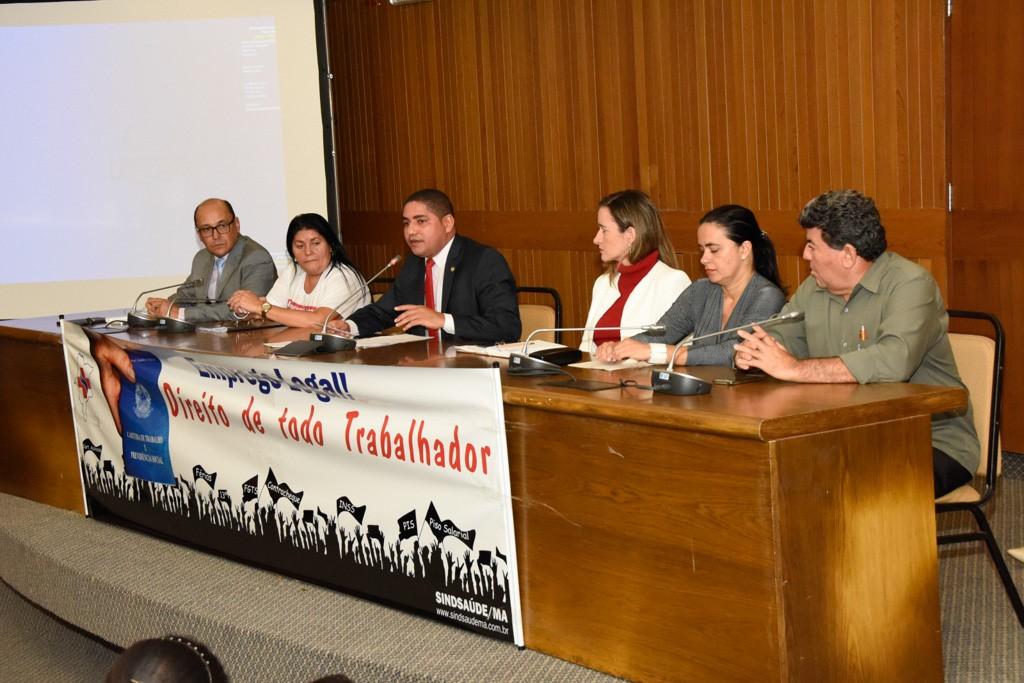 Zé Inácio Rodrigues propôs a audiência