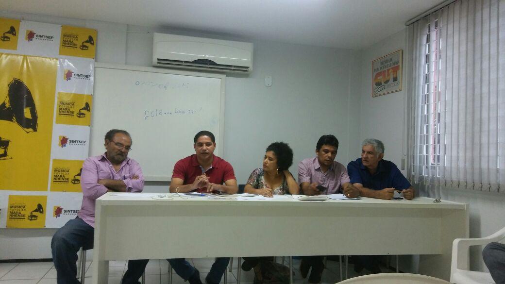 Zé Inácio participou de evento do PT