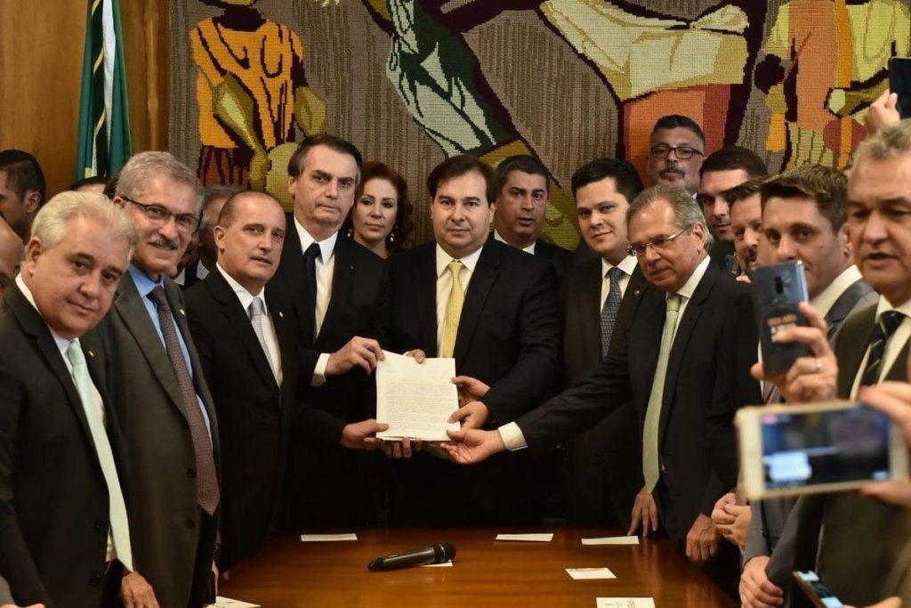 A proposta da reforma da Previdência vai garantir uma economia de R  1 341ea44a02316