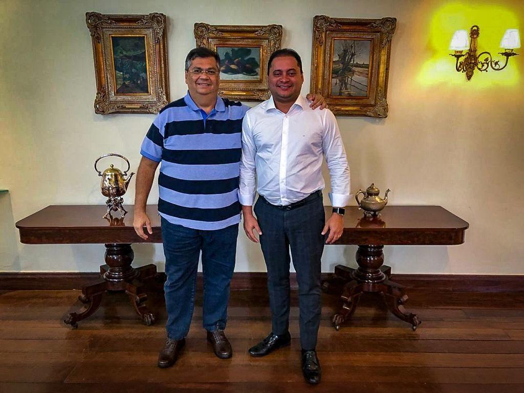 A sintonia de Flávio Dino e Weverton Rocha - Blog da Sílvia ...